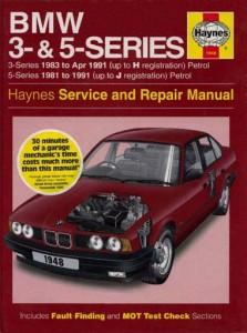 скачать руководство по эксплуатации и ремонту BMW x5 e53